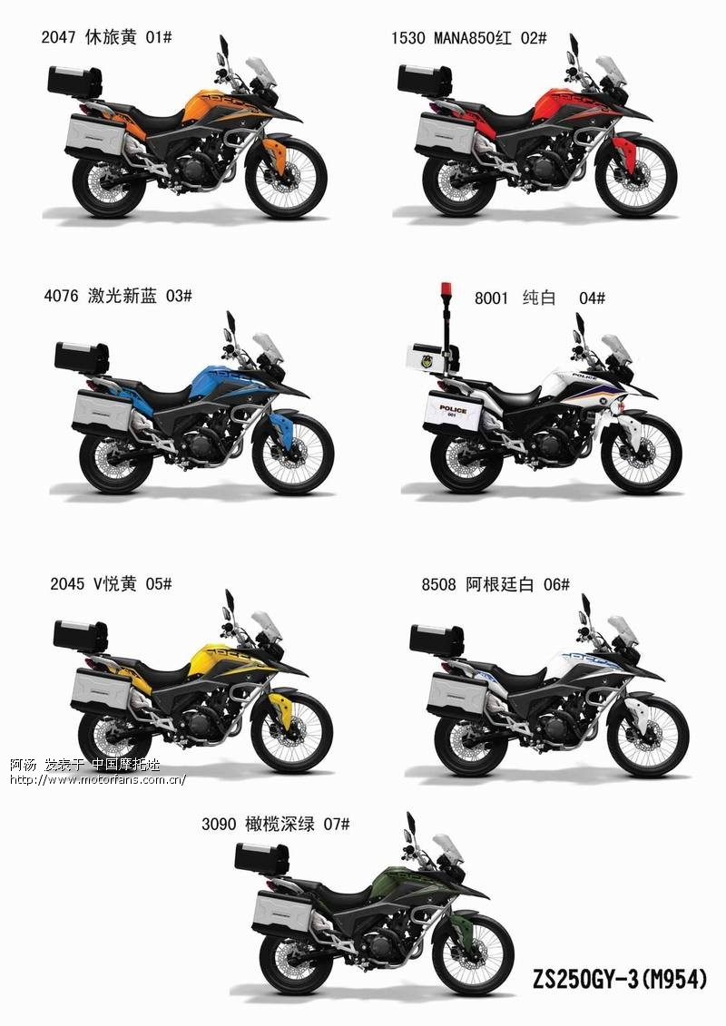 RX3: The Beetle of Chinese Adventure Bikes?