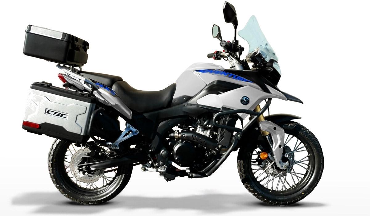 Ebay Motors Motorcycles >> RX3: The Beetle of Chinese Adventure Bikes?